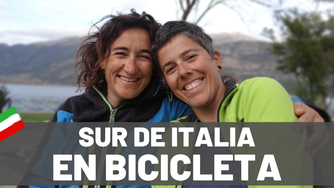 Sur de Italia en Bicicleta